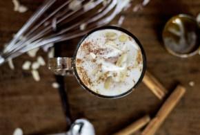 Copycat Starbucks pumpkin spice latte