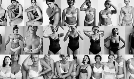 the best lingerie comes in all sizes vogue usa