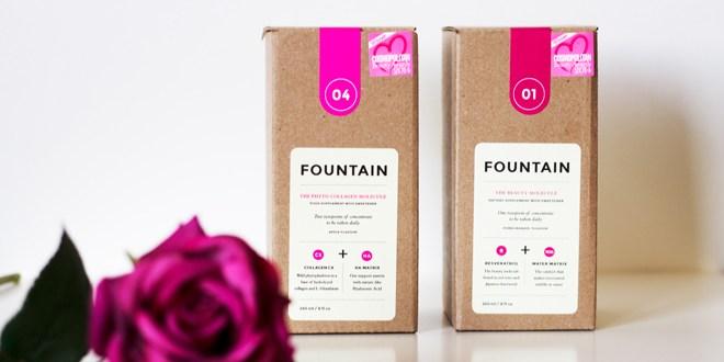 win fountain beauty molecules