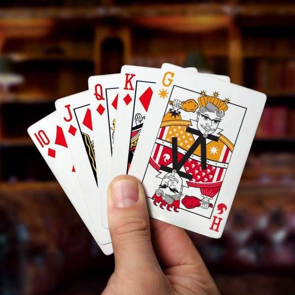 Card Ads Everywhere! - Great Bridge Links