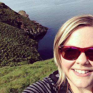 Selfie! Westman Islands
