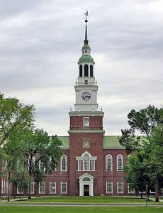Dartmouth College Baker Library