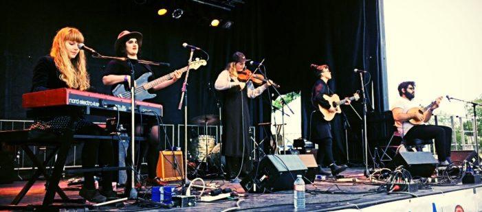 Festival Folk sur le Canal