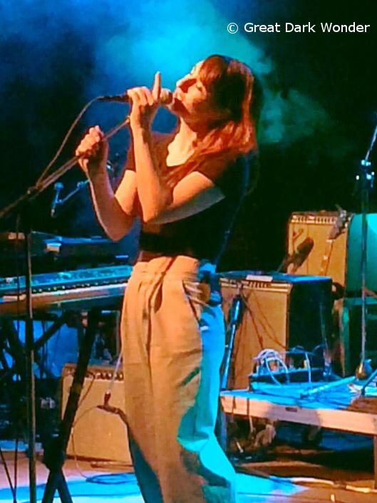 Hannah Georgas, Guelph Concert Theatre, Guelph, ON, 3 Dec. 2016