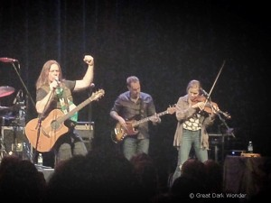 Alan Doyle, Sellersville Theater, Sellersville, PA, 17 March 2017