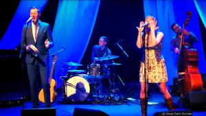 Matthew Barber & Jill Barber, Oakville Performing Arts Centre, Oakville, ON, 4 May 2017