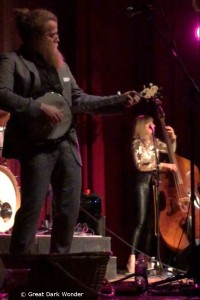 Ben Caplan & the Casual Smokers, Aeolian Hall, London, ON, 1 April 2017
