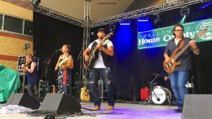 Twin Flames, 17 July 2018, Home County Music & Art Festival, London, ON