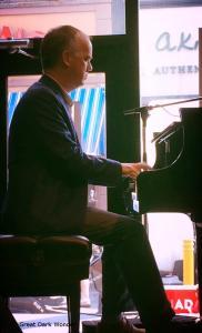 Jim Clayton, Kensington Market Jazz Festival, 16 September 2017, Toronto, ON