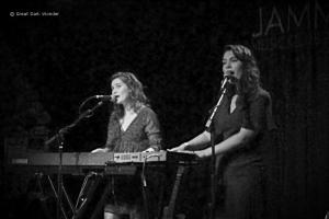 Lily & Madeleine, Jammin' Java, Vienna, VA, 3 December 2017