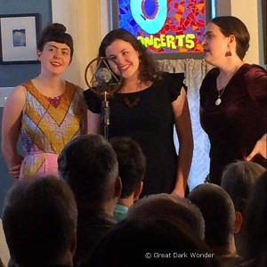 The Mae Trio, 8 July 2017, Chestnut House Concerts, Lancaster, PA