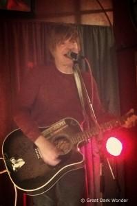 Ron Hawkins, 22 April 2017, The Garnet, Peterborough, ON