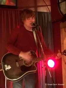 Ron Hawkins, 22 April 2017, The Garnet, Peterborough, ON