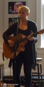 Liz Stringer, Sawdust City Music Festival 2017, Gravenhurst, ON