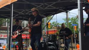 Stephen Stanley Band, 9 June 2018, Toronto, ON