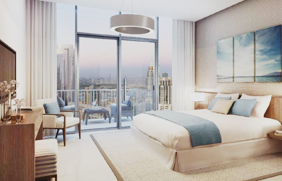 boulevard luxury apartments
