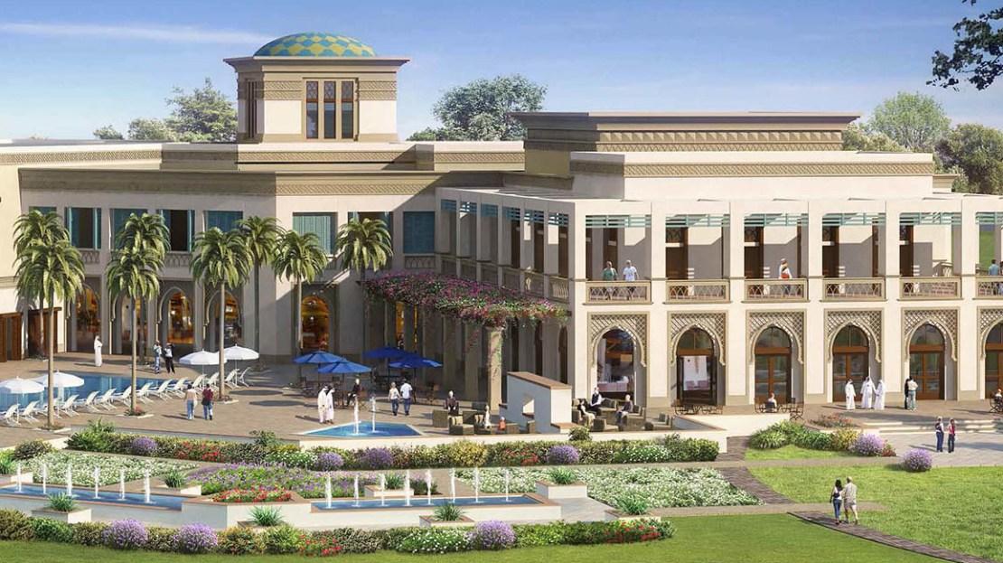 villa for sale in Dubai Arabian Ranches Casa Community