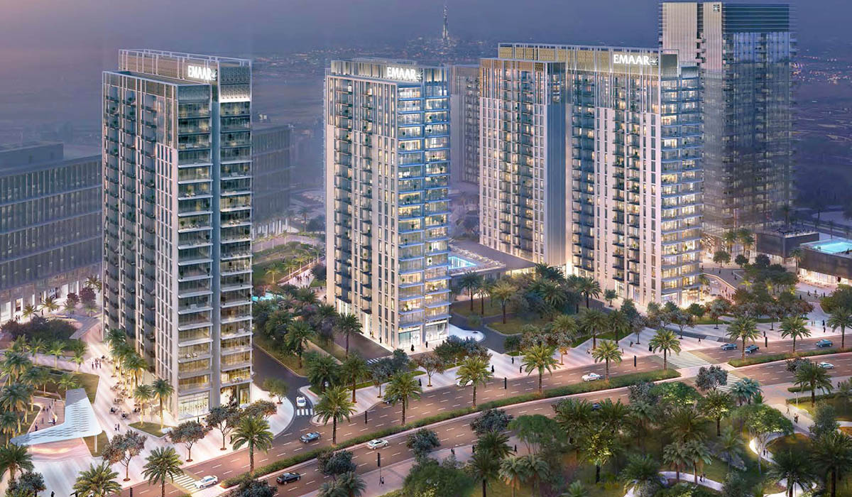 3 bedroom apartments for sale in Dubai Park Heights - Top ...