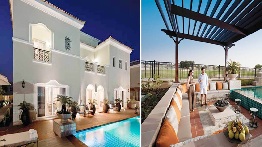 villa for Sale in Dubai Arabian Ranches