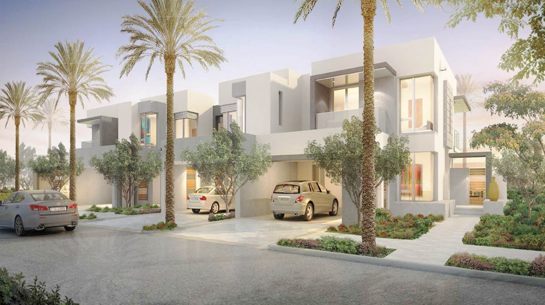 dubai south community villa