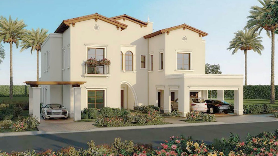 Arabian Ranches villa for sale in Rasha