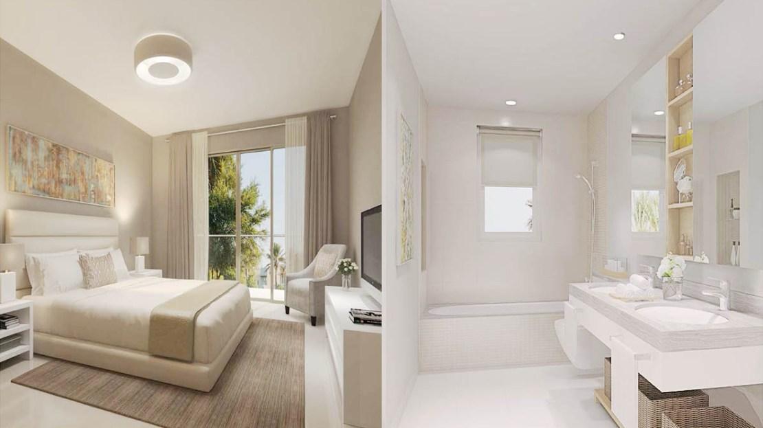 master bedroom villa for sale