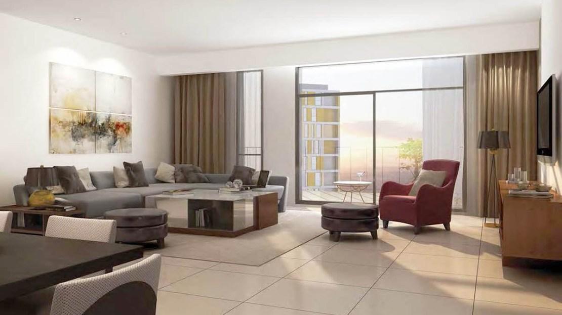 Midtown Dubai Estate apartments
