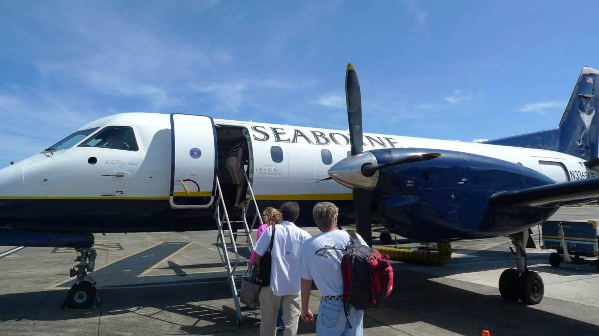 BVI-Seabourne-Flight
