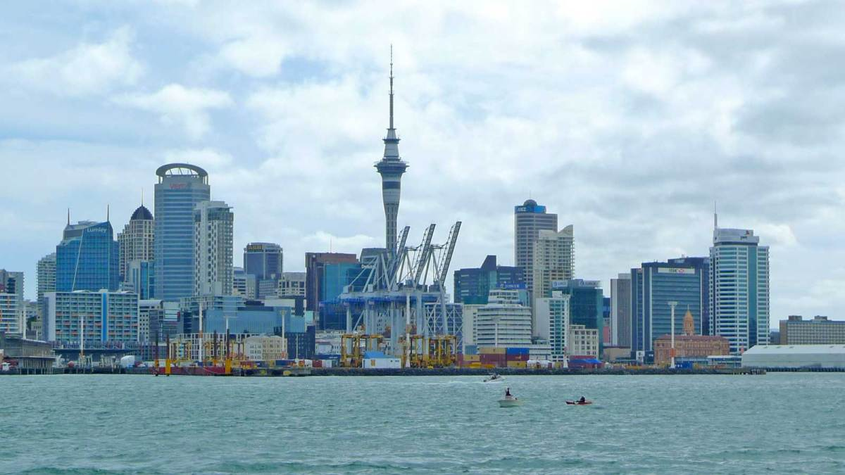 auckland-waterfront