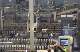 whisky bottling plant