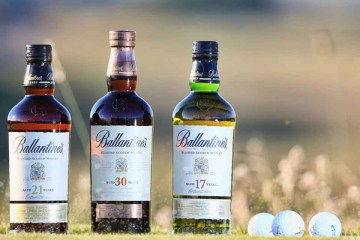 Ballantine's Prestige Range