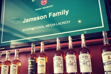 Jameson Whiskey Range