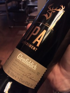 Glenfiddich IPA and Glenfiddich Project XX