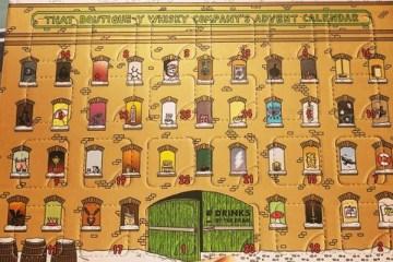 boozy advent calendar