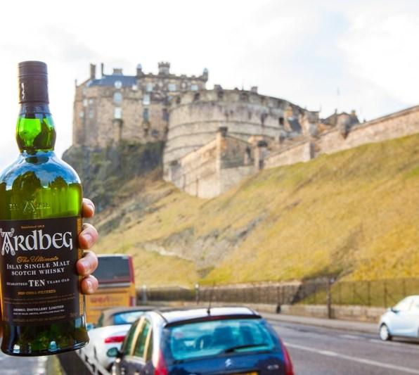 Scottish whisky resions