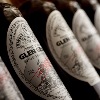 Glen Grant Collection Bottles macro (1)