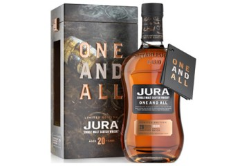 Jura 20 Year Old One and All