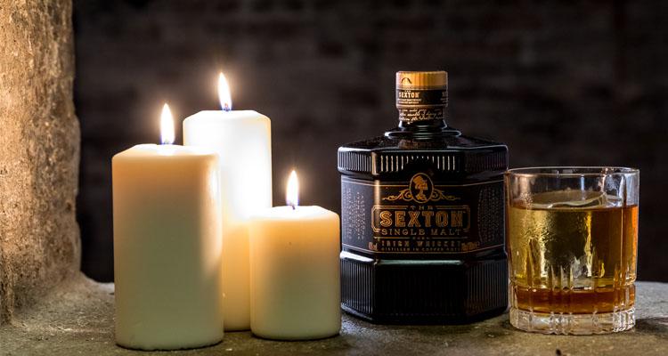 Sexton Irish Whiskey