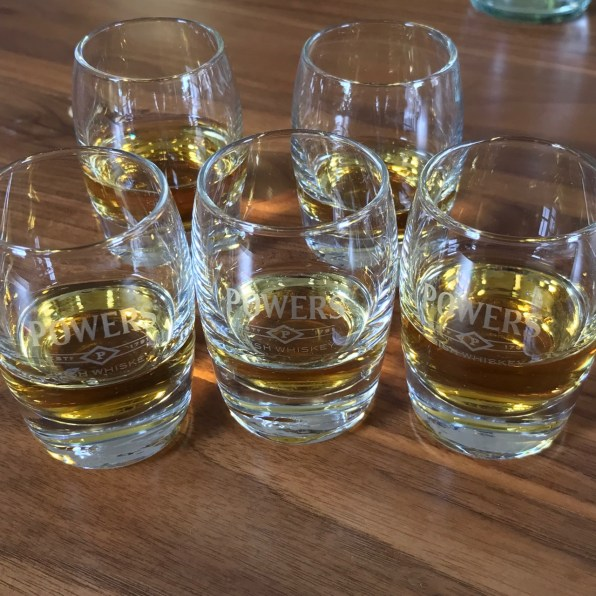 Powers Irish whiskey