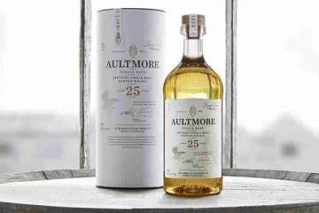 Aultmore 25 Year Old Single Malt Scotch Whisky Review