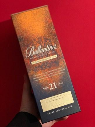 Ballantines Warming Spices
