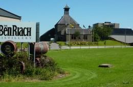 BenRiach Distillery Story