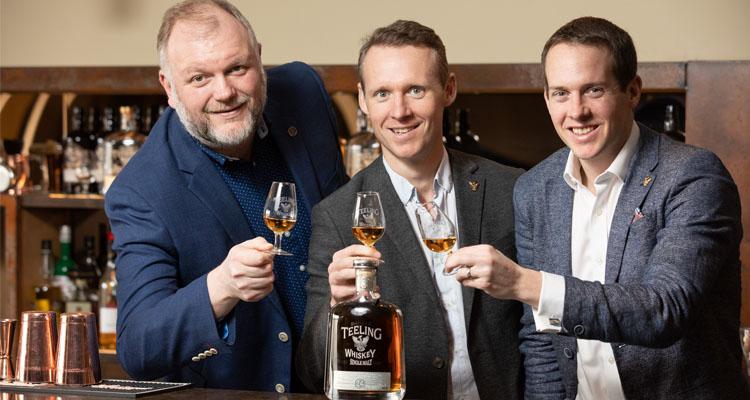 Teeling Whiskey Officially World's Best