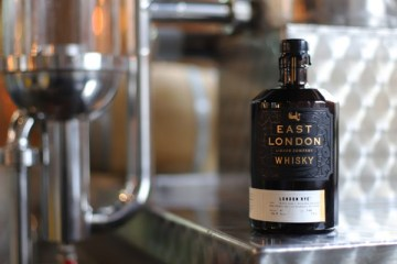 East London Liquor Company London Rye Whisky