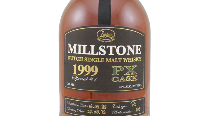 MillStone Pedro Ximenez Cask