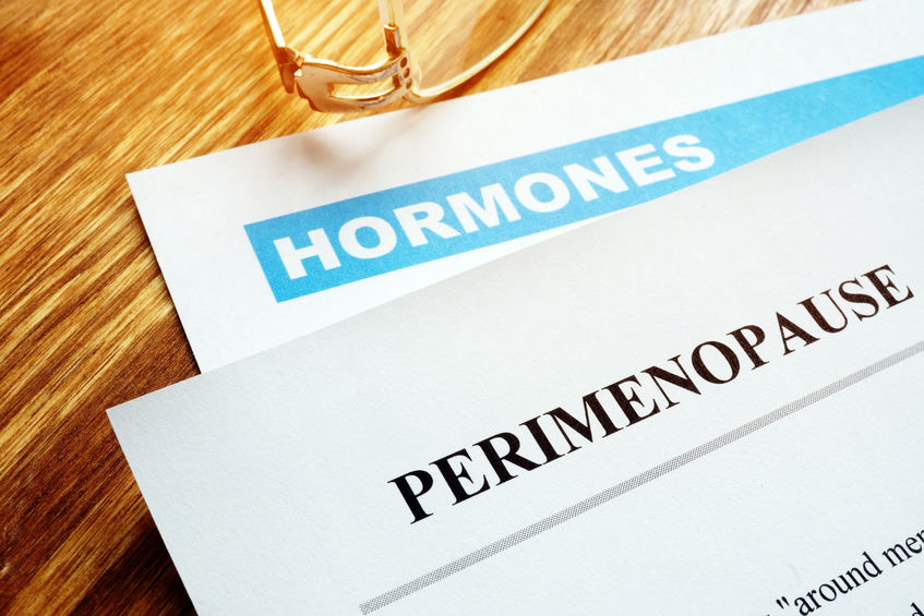 Hormones changes