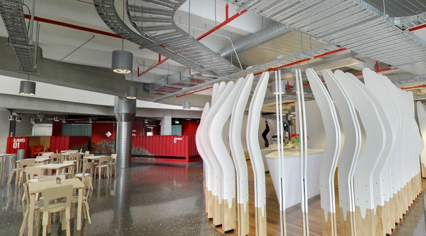 A look inside ASB's new headquarters - Greater Auckland