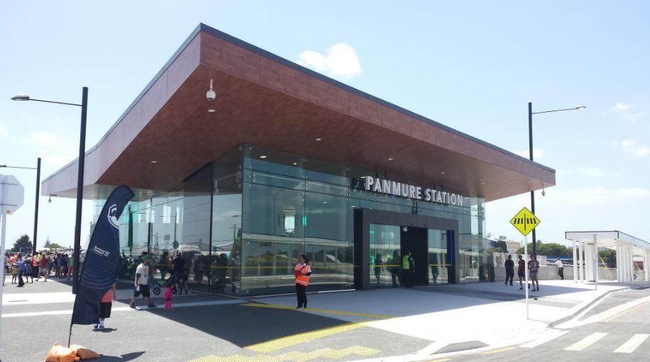 Panmure Station 1
