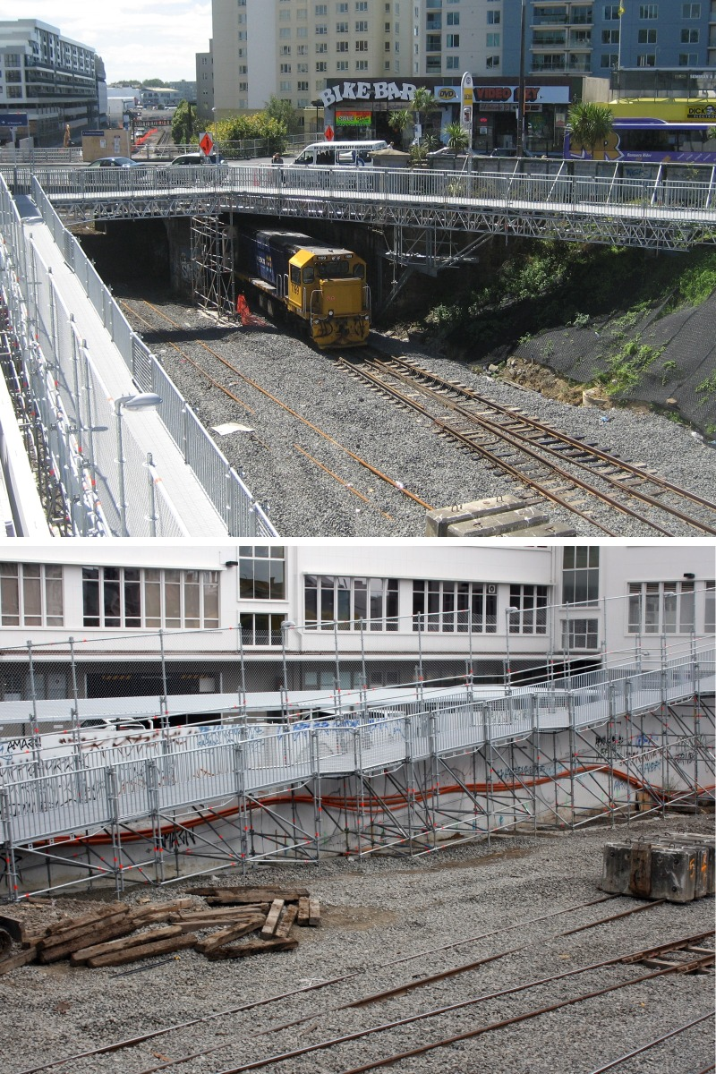 04 Newmarket Train Station - Layher Scaffolds