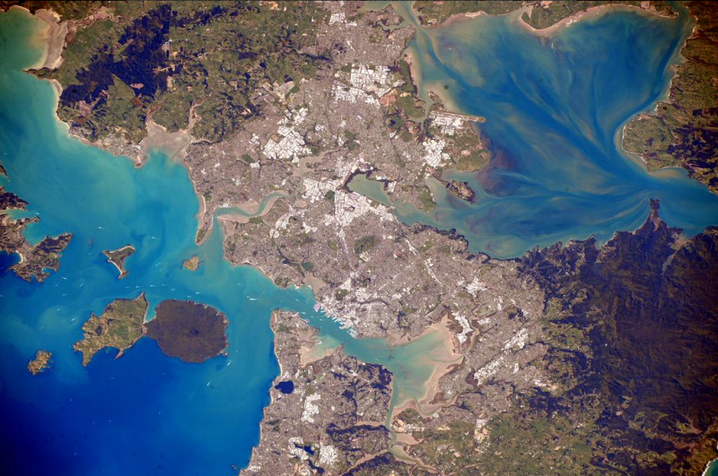AKL from space